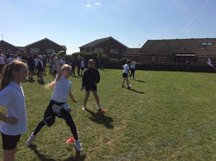 Junior Sports Day Fun