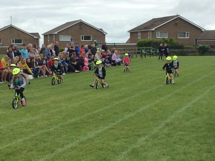 Infants Sports Day Fun