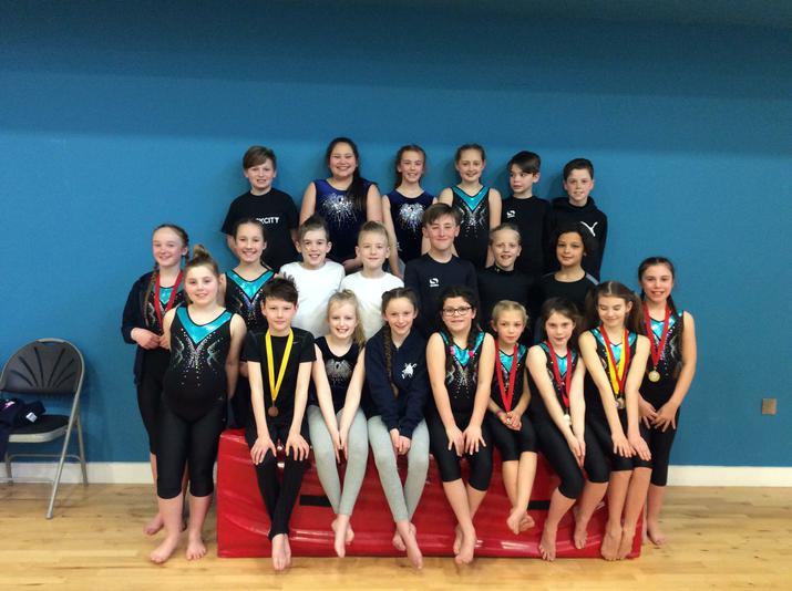 Gymnastics for Year 5/6