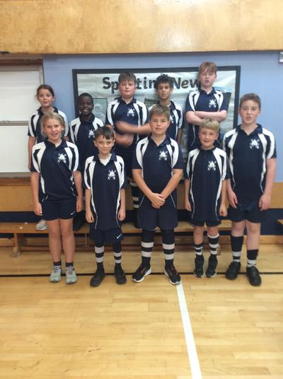 Our School Rugby Team
