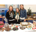 We made and sold lots of lovely treats!