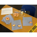 Who ate the doughnut?
