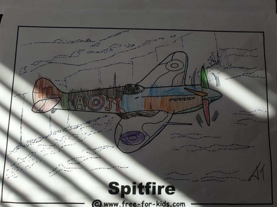 Finding out about Spitfires