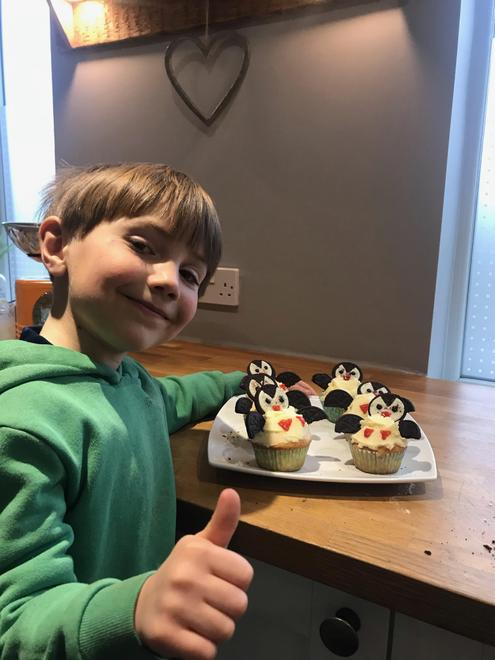 Delicious cakes - yummy!