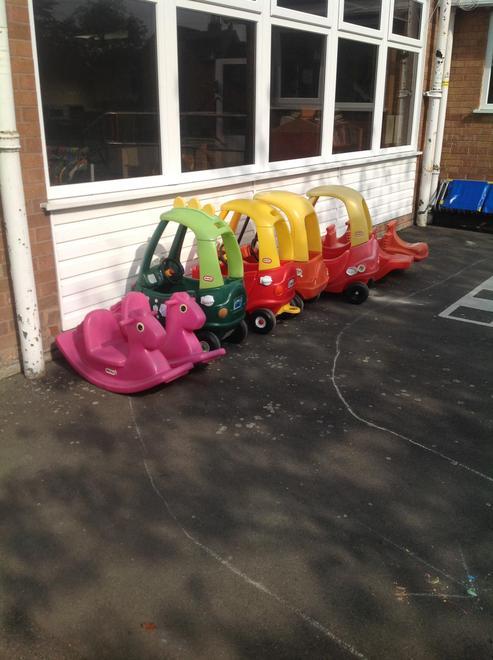 Outdoor Vehicles