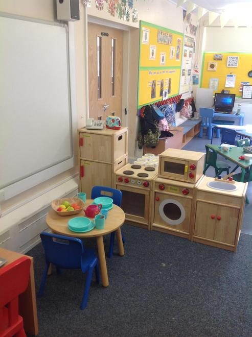 Role Play Home Corner