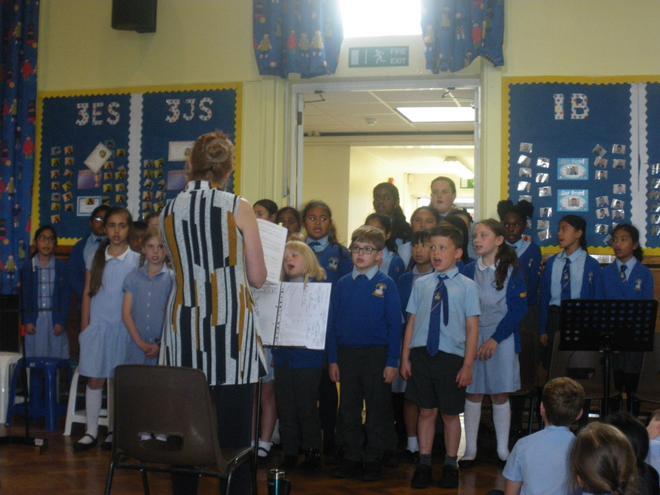 KS2 Choir