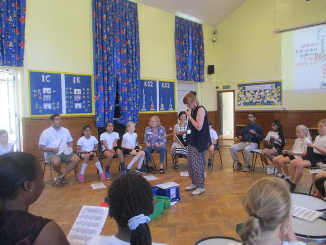 Learning our rhythms.
