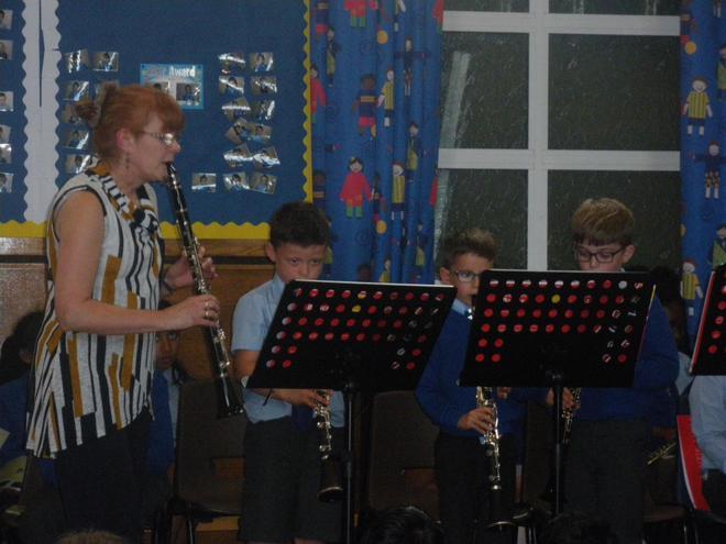 Beginner Clarinets
