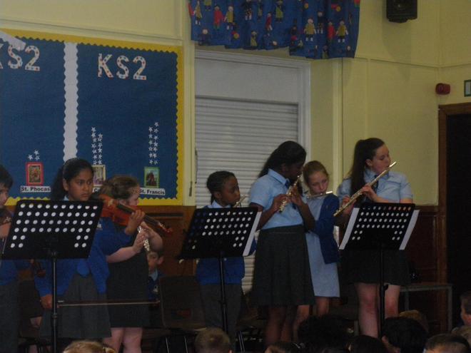 Orchestra Flutes