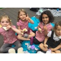Our Teddy bears picnic was fun!