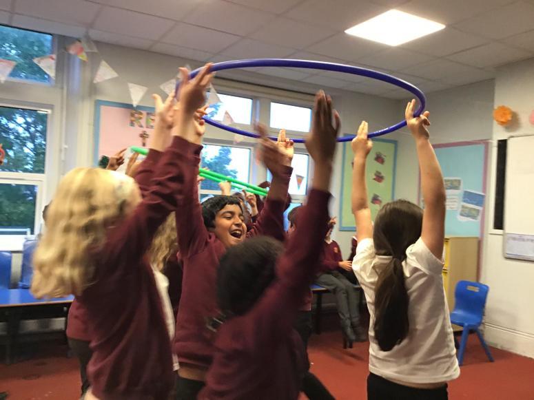 Friday Challenge - The Hoop