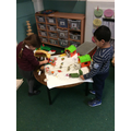 Retelling the story of the Little Red Hen