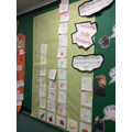 We tried different fruits and then made a pictogram to show our favourites.
