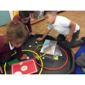 Sorting objects according to whether or not we could see our reflection  see a refel