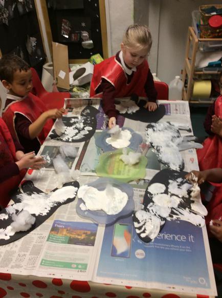 making polar bears