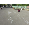 We have been looking at place value in maths.