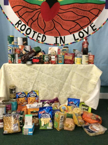 Thank you for your kind donations to Redcliffe Food Bank!