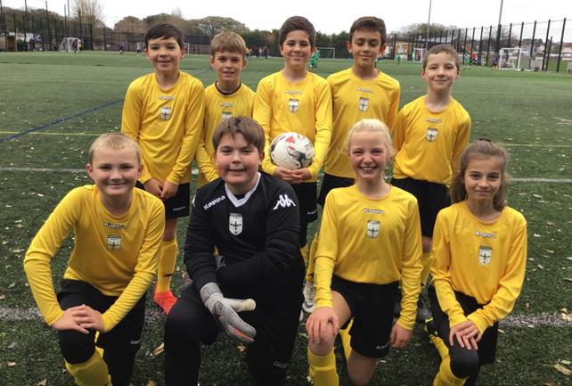 Football Team 2019-2020