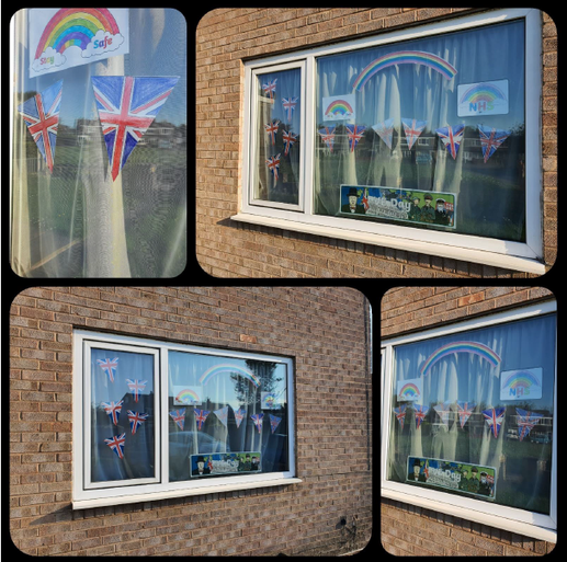 The Gadsby household paying their respect for VE day!.PNG