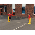 Learning about wickets in cricket