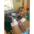 Home learning - Ava