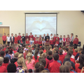 Our summer term assembly