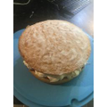 Here is Becca's Victoria Sponge - I want a slice