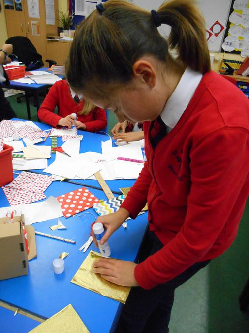 Creating our products!
