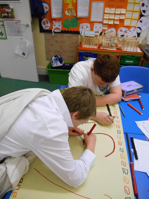 Creating our city state banner!