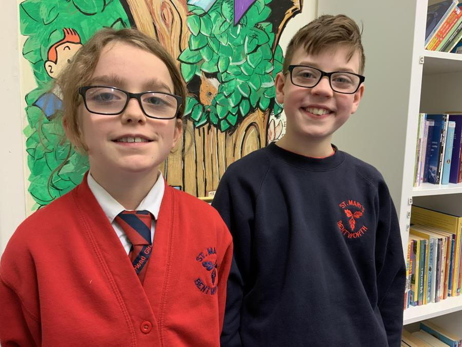 Head Girl and Head Boy- please see video on Resource page!