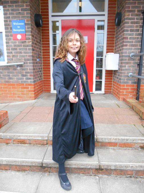 Magical Hermione Granger