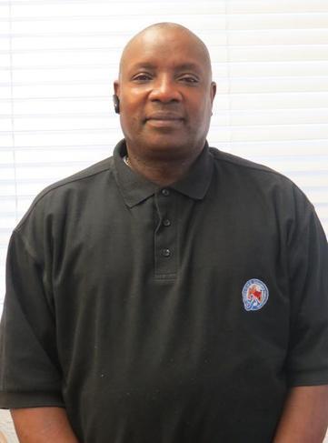 Mr Calder -Building Services Supervisor