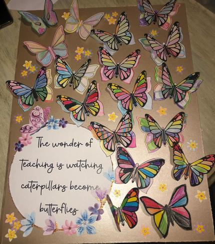 Can you spot your butterfly?