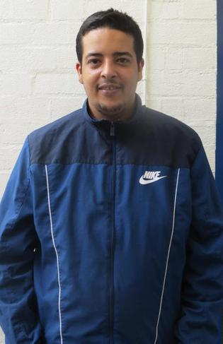 Mr Kacemoulail -Cleaning Supervisor
