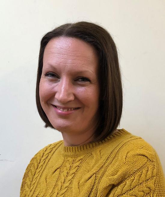Miss Marston - Year 5/6 teacher