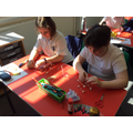 Building houses to test on a jelly earthquake