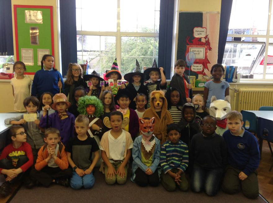 Can you spot Mr Fantastic Foxes?