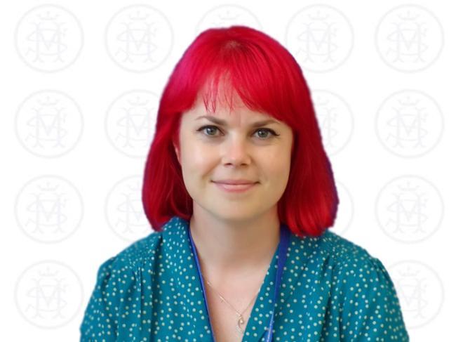 Lauren Mac is the Class Teacher