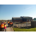 Trip to Chelmsford water recycling centre