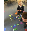 how many ways to make a number in numicon?