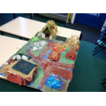 Y5 made Anglo-saxon villages