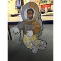 astronaut LO