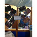 Our firework display linked to our guided reading