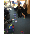 making numbers in numicon