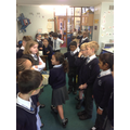 Year 3 - Conscience alley