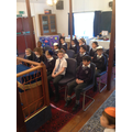 RE - Our trip to Colchester Synagogue