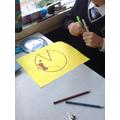 Y6 using Pacman to explore circles