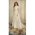 Symphony in White - James Whistler