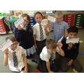 Writing in role freeze-frames - Y4